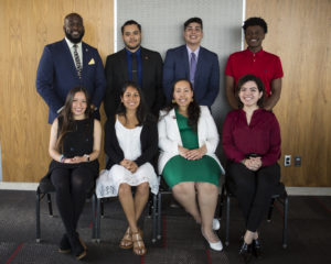 The 17th cohort of UW-Madison McNair Scholars