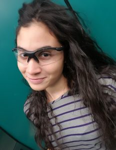 Graduate student Keishla Rivera-Dones